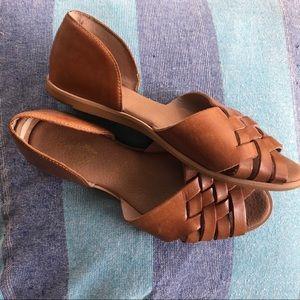 Seychelles flat sandals 7.5